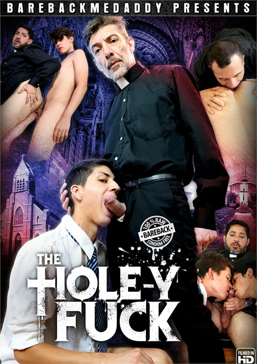 Hole-Y Fuck, The Boxcover