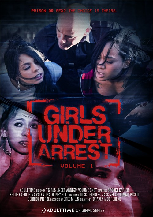 Girls Under Arrest Vol. 1