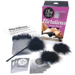 Play With Me Flirtatious Lingerie Set Sex Toy