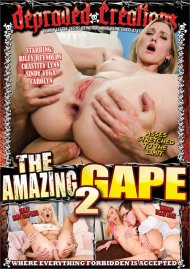 Amazing Gape 2, The Porn Video