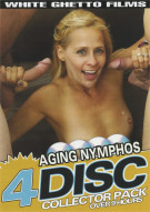 Aging Nympho 4 Disc Collector Pack Porn Movie