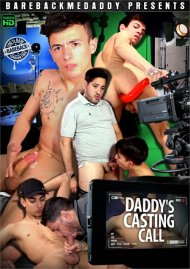 Daddy's Casting Call porn video from Bareback Me Daddy.