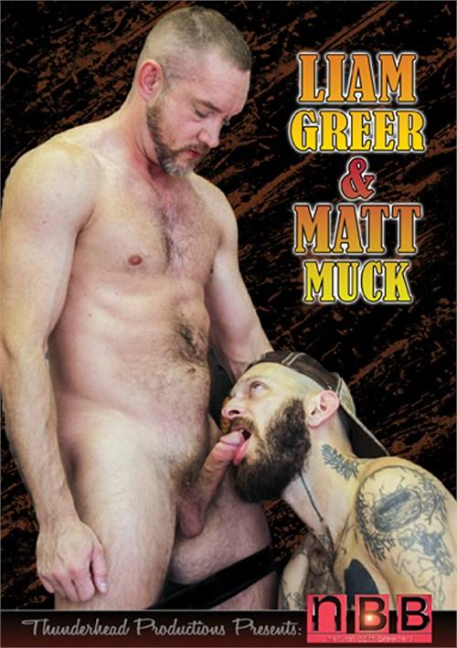 Liam Greer & Matt Muck Boxcover