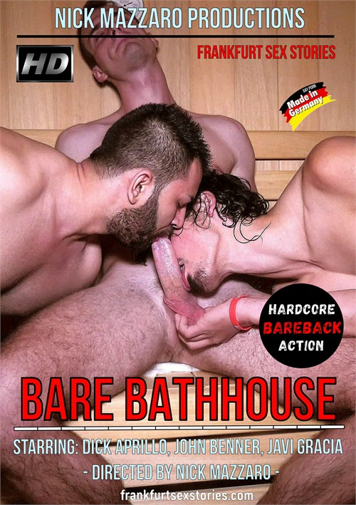 Bare Bathhouse Boxcover