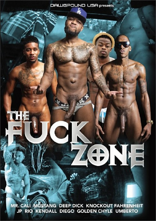 Fuck Zone, The Boxcover