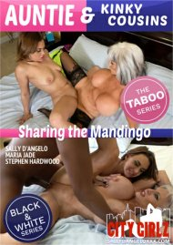 Buy Auntie & Kinky Cousins Sharing the Mandingo
