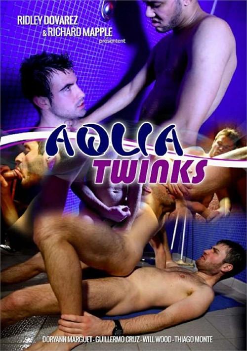 Aqua Twinks Boxcover