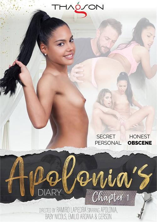 Apolonia's Diary Chapter 1