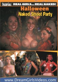 Halloween Naked Street Party porn video from Dreamgirls.