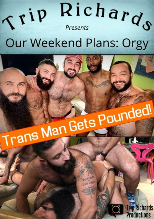 Our Weekend Plans: Orgy Boxcover