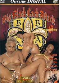 Big Black Cock Attack 8 Porn Video