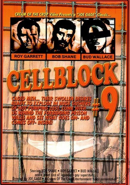 Cellblock 9 Boxcover