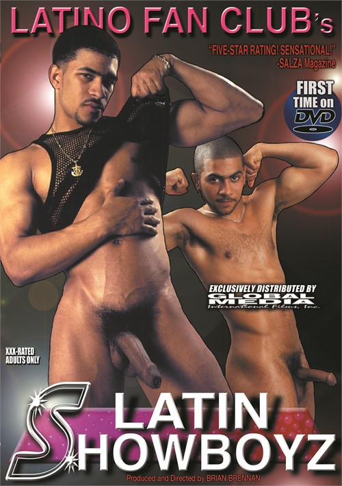 Latin Showboyz 1 Cover Front