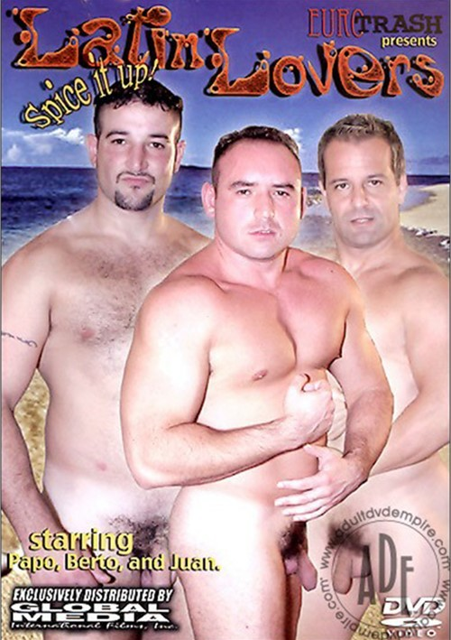 Latin Lovers Boxcover