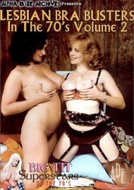 Lesbian Bra Busters In The 70's Vol. 2 image