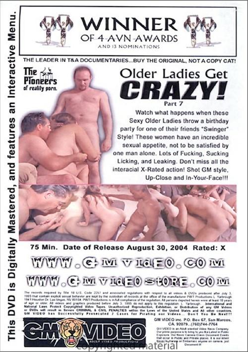 older ladies get crazy