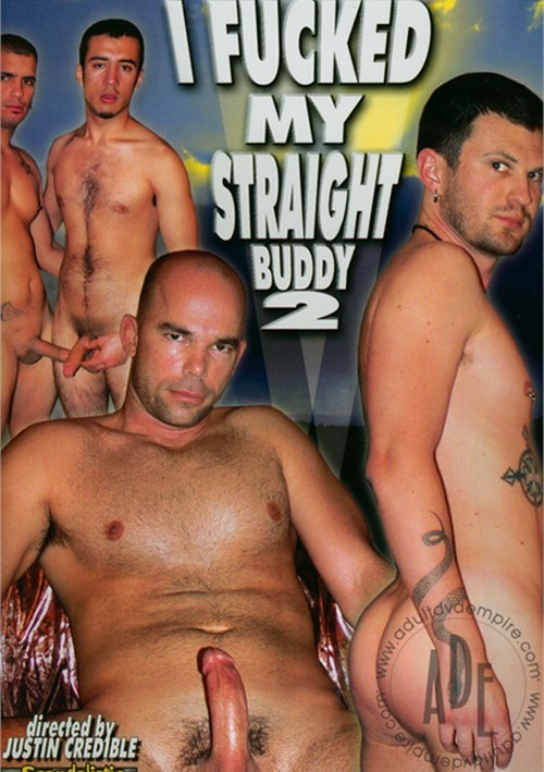 I Fucked My Straight Buddy #2 Boxcover