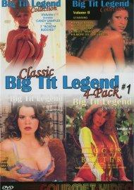 Classic Big Tit Legends #1 (4 Pack)
