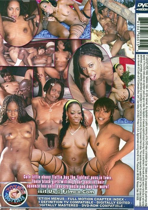 Ebony πρώτο σεξ