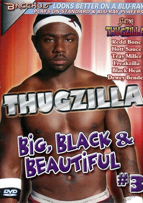 Thugzilla: Big, Black, & Beautiful #3 Boxcover