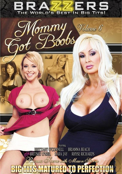 Mommy Got Boobs Vol. 6