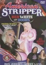 American Stripper: Red, White and Boobs Porn Video