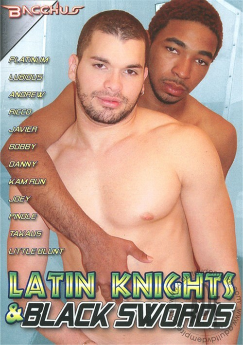 Latin Knights & Black Swords Boxcover