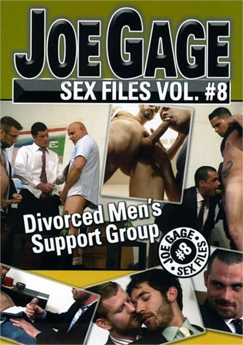 Joe Gage Sex Files Vol. 8 Boxcover