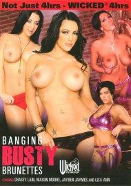 Banging Busty Brunettes Porn Video