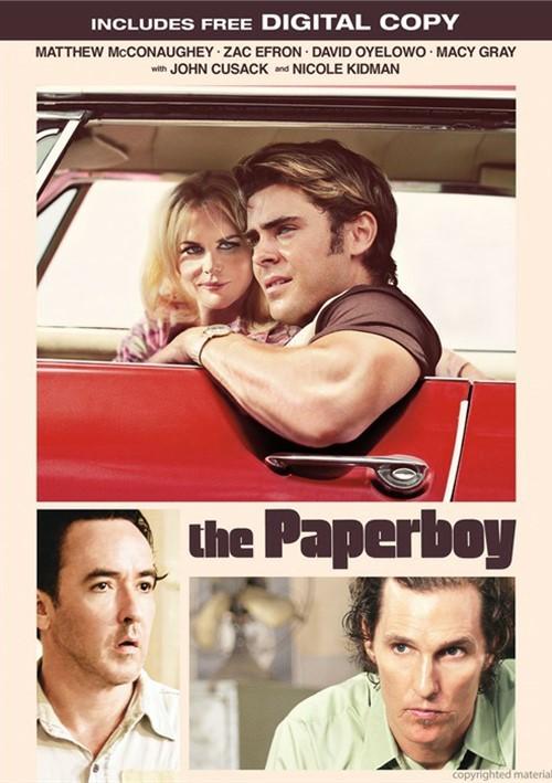 Paperboy, The (DVD + Digital Copy)