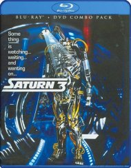Saturn 3 (Blu-ray + DVD Combo) Blu-ray Movie