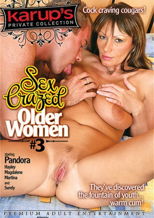 Sex Crazed Older Women 3  Porn Dvd 2014  Popporn-4128
