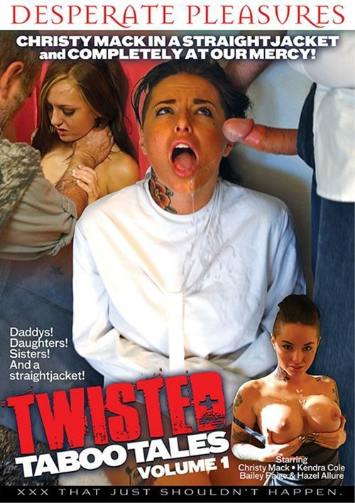 Twisted Taboo Tales Vol. 1