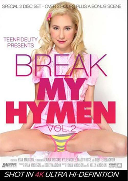 Break My Hymen Vol. 2 Boxcover
