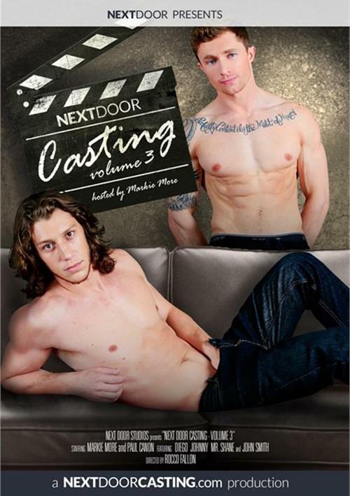 Next Door Casting Vol. 3 Boxcover