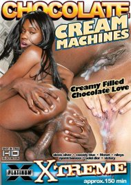 Chocolate Cream Machines Porn Video