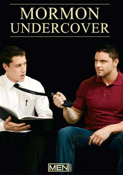 Mormon Undercover Cover Front