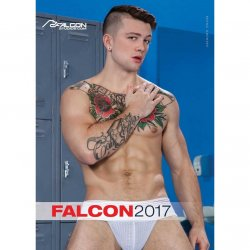 Falcon 2017 Calendar Sex Toy
