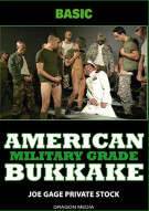 American Bukkake: Military Grade Porn Movie