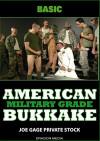 American Bukkake: Military Grade Boxcover