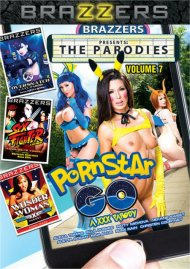 Brazzers Presents: The Parodies 7- Pornstar Go Porn Movie