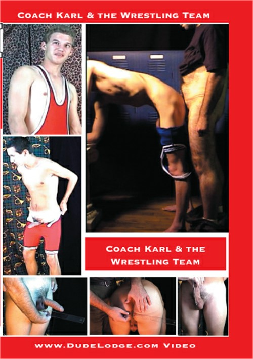 Coach Karl - Wrestling Team Boxcover