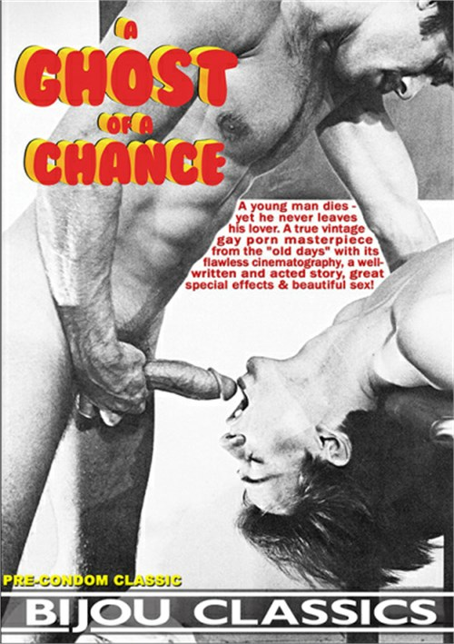 Ghost of A Chance, A Boxcover