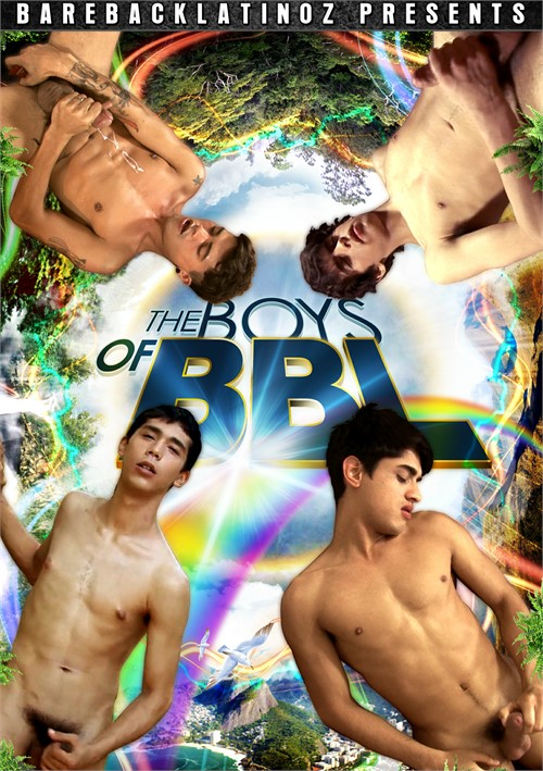 Boys of BBL, The Boxcover