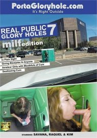 Real Public Glory Holes 7: MILF Edition