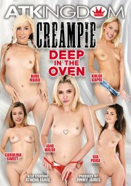 Creampie Deep In The Oven Porn Video