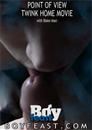Point of View Twink Home Movie with Blake Mast Boxcover