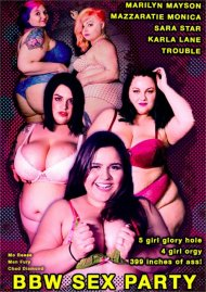 BBW Sex Party image