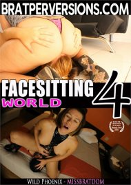 Facesitting World 4 Porn Video