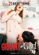 Granny Meets Girl #10 Porn Video